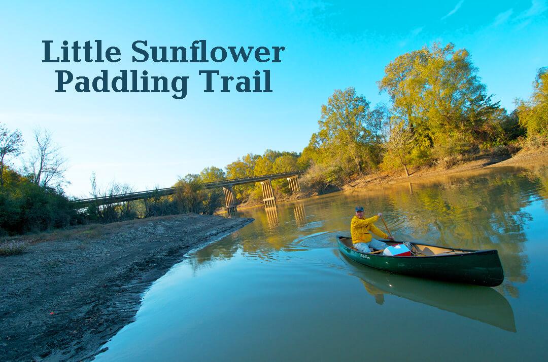 Little Sunflower Paddling Trail