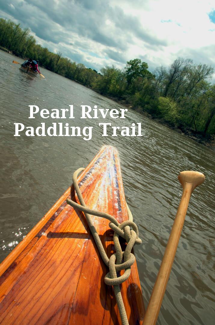 Pearl River Paddling Trail