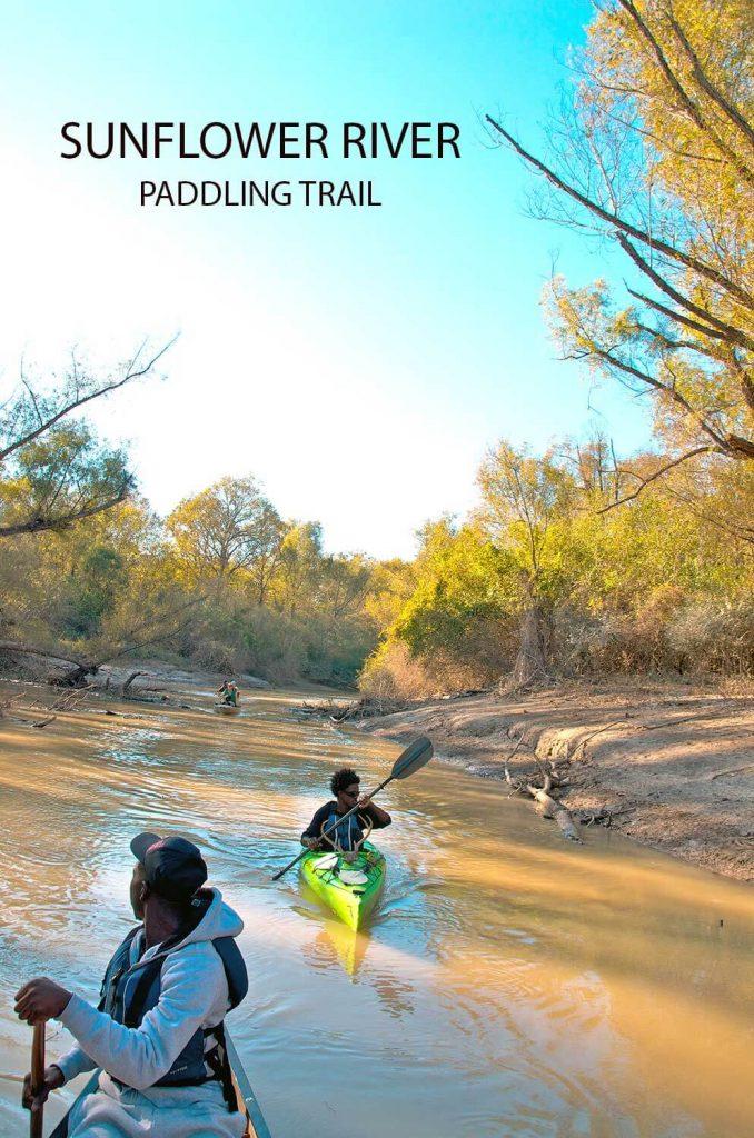 Sunflower River Paddling Trail