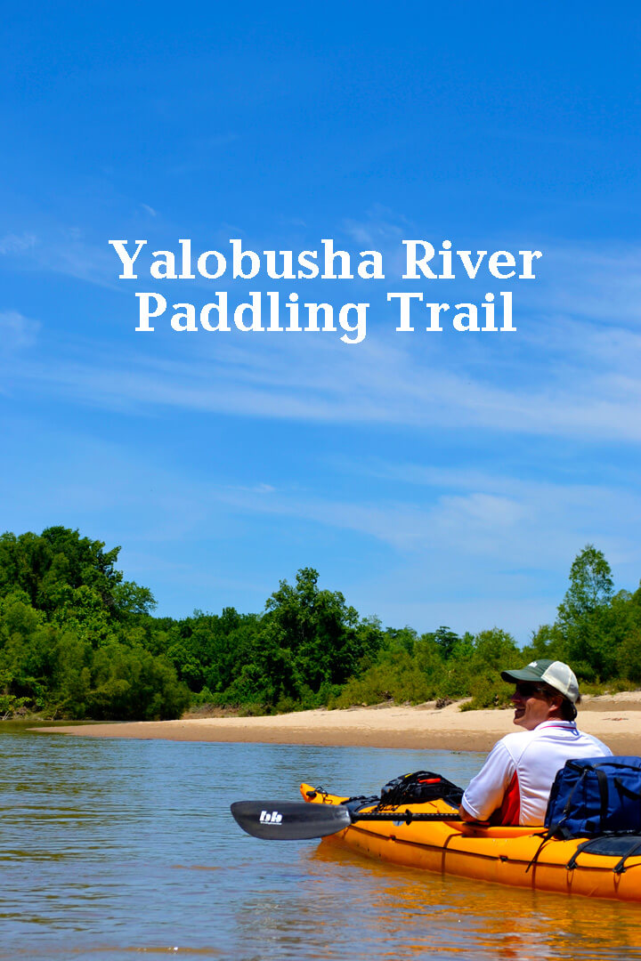 Yalobusha River Paddling Trail