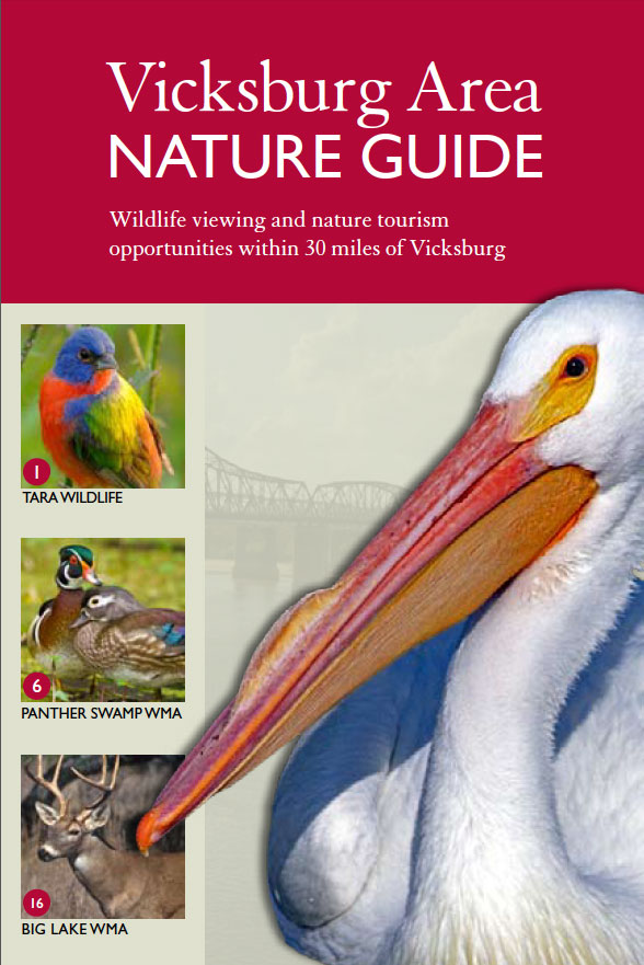 Vicksburg Area Nature Guide