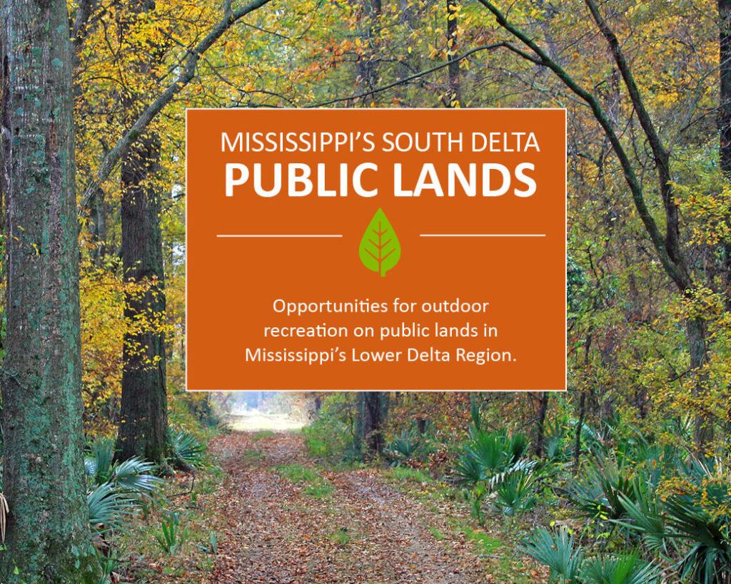 Public Lands in Mississippi's Lower Delta Region