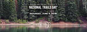 National trails day cover
