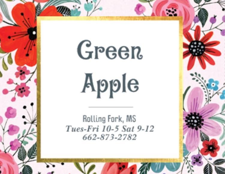 Green Apple Logo